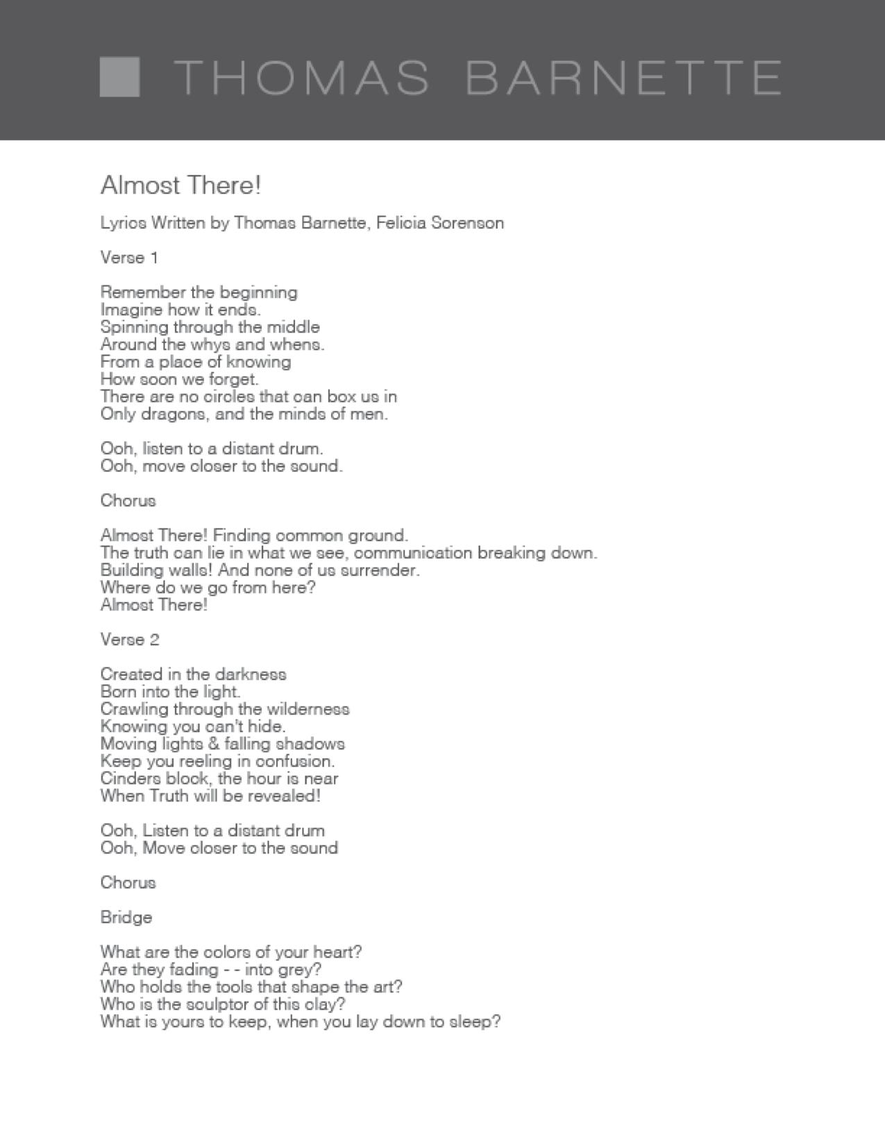 closer lyrics in english